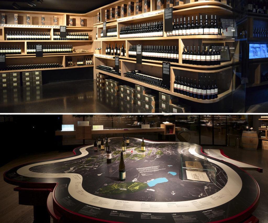 San Michele Appiano. Wine Time, lo spazio dedicato alla cultura del vino