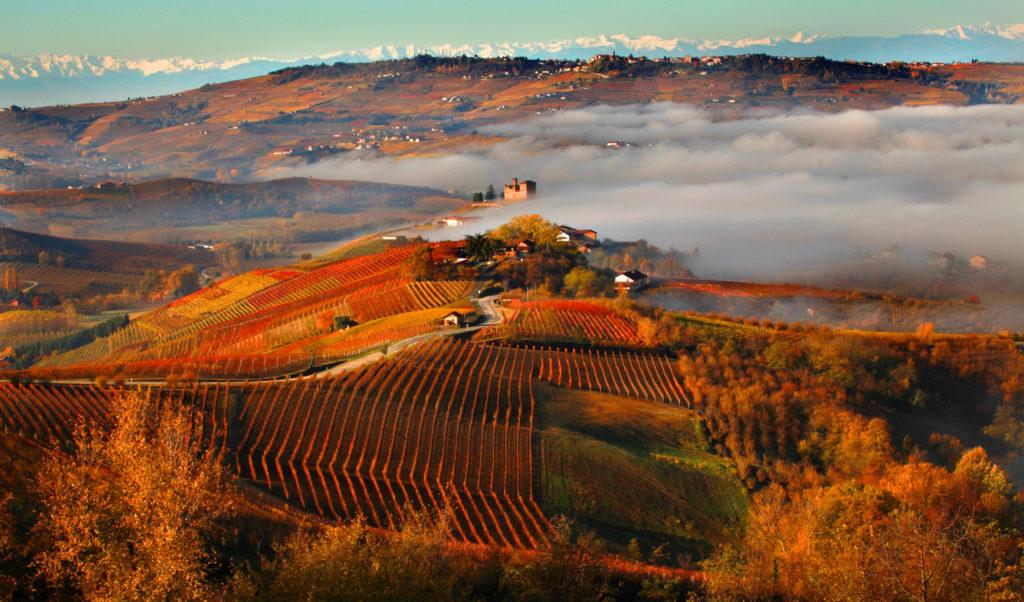 I territori piemontesi di Langhe, Roero e Monferrato patrimonio universale dell'Unesco