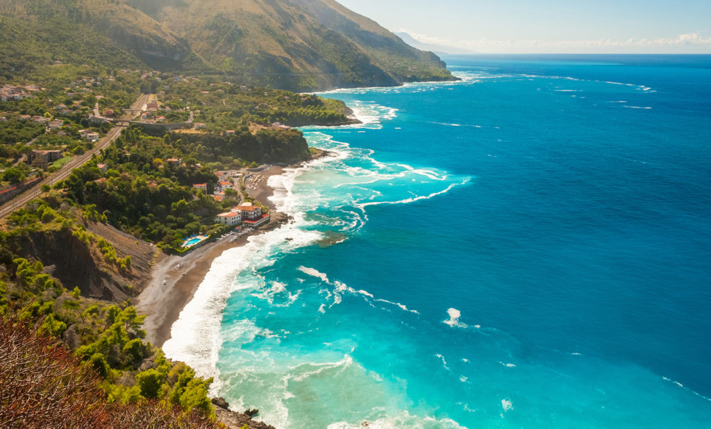 Maratea coast