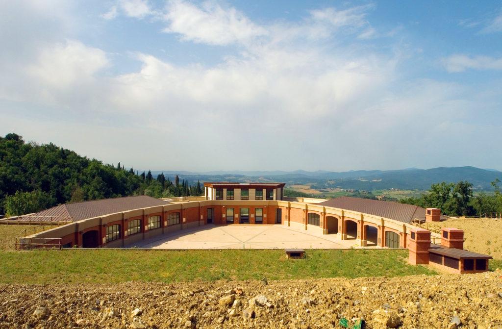 Cantina di Castello di Fonterutoli