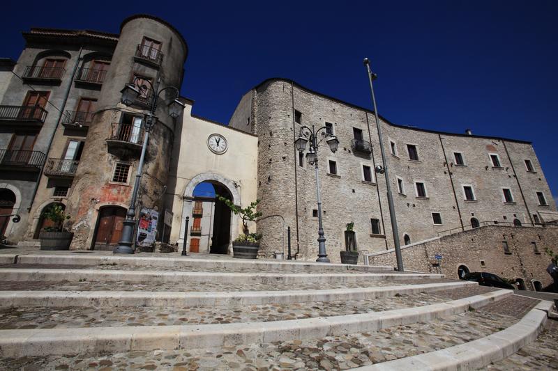 Il castello di Taurasi