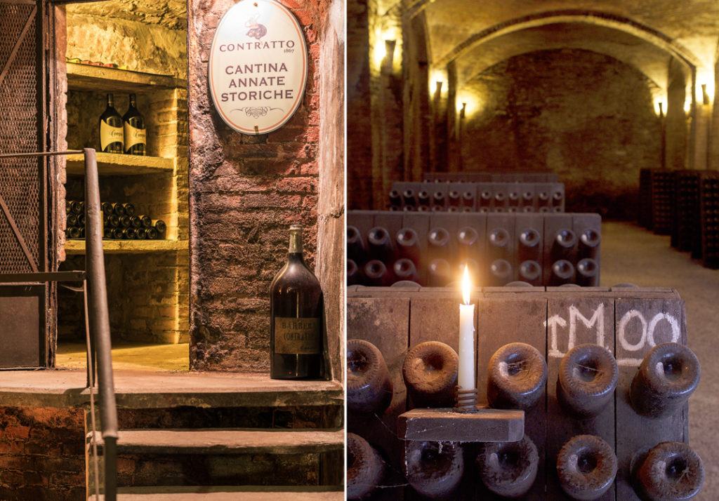Contratto Cellar, In 150 years of winemaking, Contratto went from producing Moscato and red and white wine to Spumante Metodo Classico, as well as Vermouth, tonic and syrups