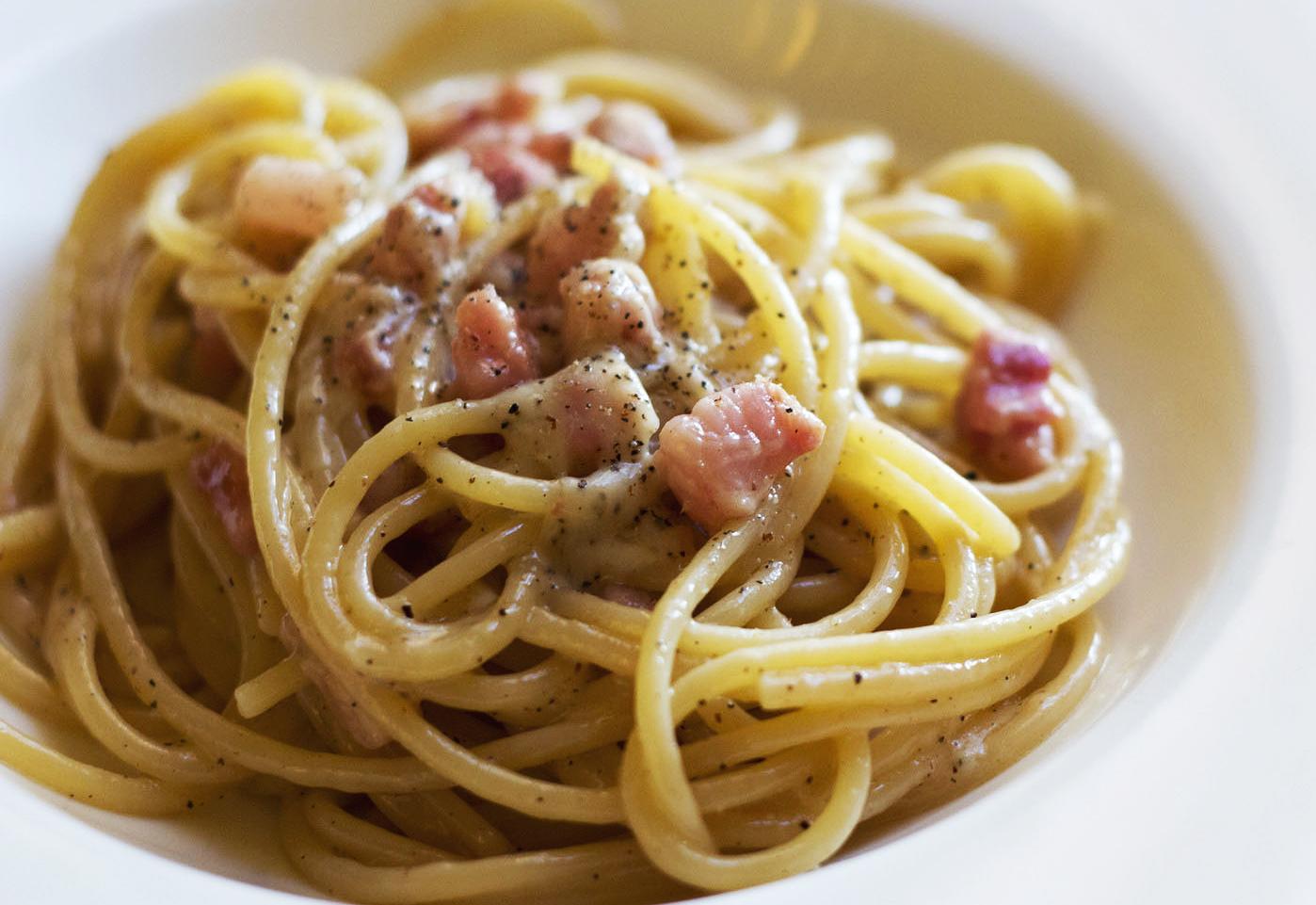 Ricetta Gricia Con Ricotta.Pasta Alla Gricia Vini Da Abbinare E Ricetta Originale